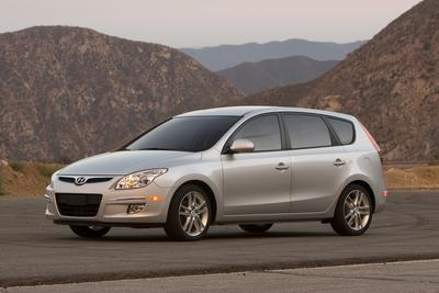 Used 2009 Hyundai Elantra Touring