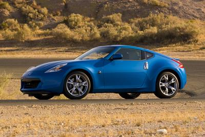 Used 2009 Nissan 370Z Touring