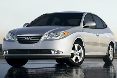 Used 2009 Hyundai Elantra GLS