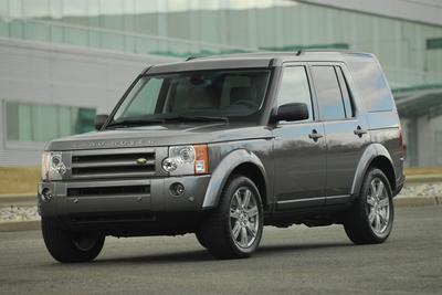 Used 2009 Land Rover LR3