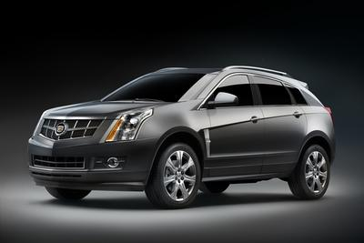 Used 2010 Cadillac SRX Premium Collection