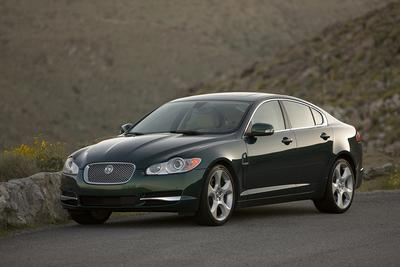Used 2010 Jaguar XF Luxury