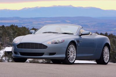 Used 2009 Aston Martin DB9 Volante
