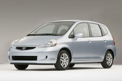 Used 2008 Honda Fit Sport