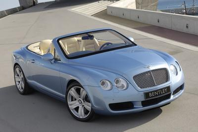 Used 2009 Bentley Continental GTC