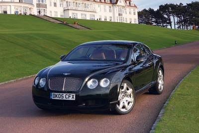 Used 2009 Bentley Continental GT Speed