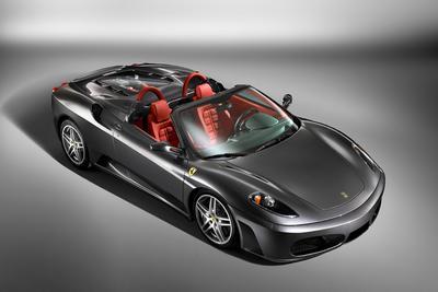Certified 2009 Ferrari F430 Spider