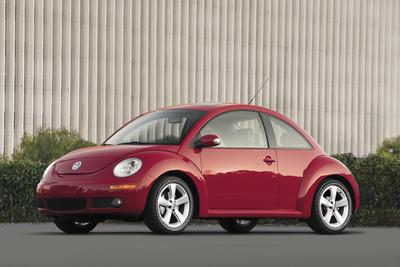 2009 Volkswagen New Beetle 2.5 Blush Edition