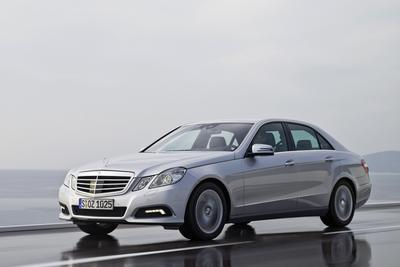Used 2010 Mercedes-Benz E 350 4MATIC