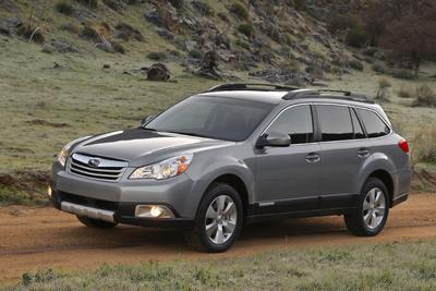 2010 Subaru Outback Premium All-Weather