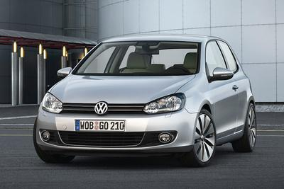 Used 2010 Volkswagen Golf 2-Door