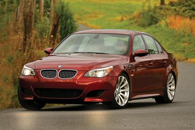 Used 2010 BMW M5