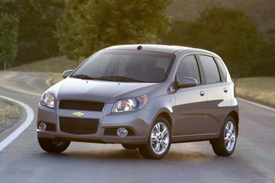 Used 2010 Chevrolet Aveo LS
