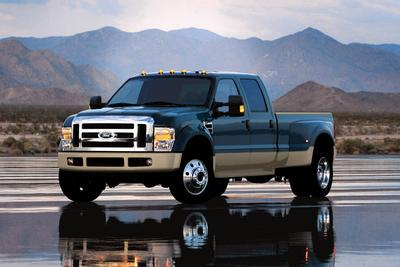 Used 2010 Ford F450 Lariat