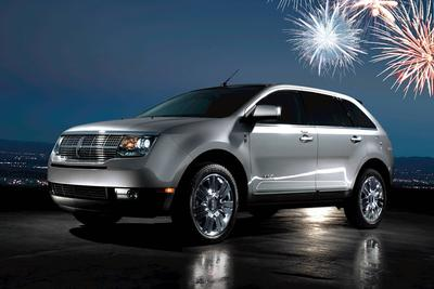 Used 2010 Lincoln MKX 4 Door SUV