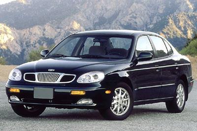 Used 2002 Daewoo Leganza SE