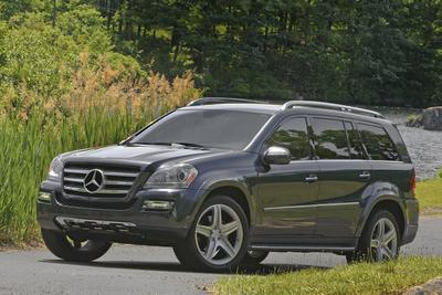 Used 2010 Mercedes-Benz GL550 4MATIC