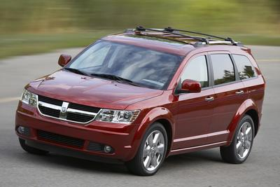 Used 2010 Dodge Journey SE