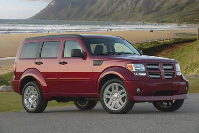 Used 2010 Dodge Nitro Shock