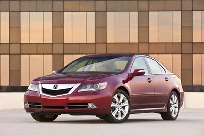 Used 2010 Acura RL 3.7