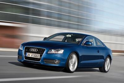 2010 Audi A5 2.0T Prestige