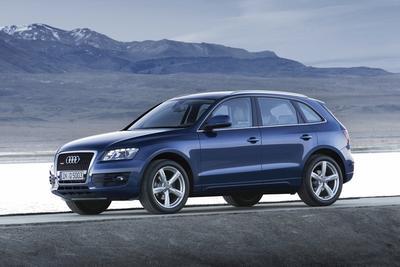 2010 Audi Q5 3.2 Premium quattro
