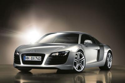 Used 2010 Audi R8 4.2 quattro