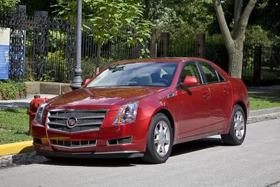 Used 2010 Cadillac CTS Performance