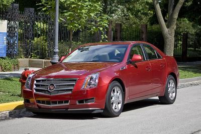 Used 2010 Cadillac CTS Premium