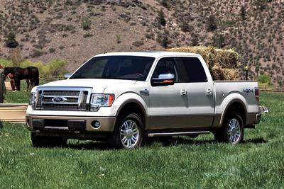 Used 2010 Ford F-150 Platinum SuperCrew