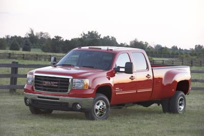 Used 2010 GMC Sierra 3500 SLT