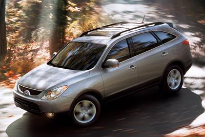 Used 2010 Hyundai Veracruz Limited
