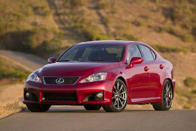 Used 2010 Lexus IS-F