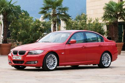 Used 2010 BMW 335 d