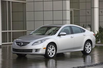 Used 2010 Mazda Mazda6 i Touring Plus