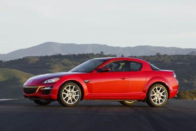 2010 Mazda RX-8 Grand Touring