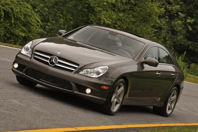 Used 2010 Mercedes-Benz CLS 550