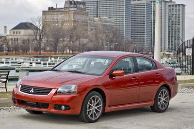 Used 2010 Mitsubishi Galant FE