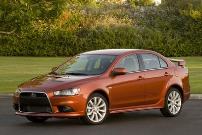 Used 2010 Mitsubishi Lancer Evolution MR