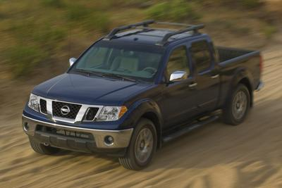 Used 2010 Nissan Frontier Pro-4X