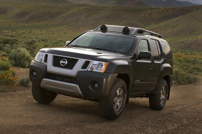 Used 2010 Nissan Xterra X