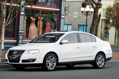 Used 2010 Volkswagen Passat Komfort