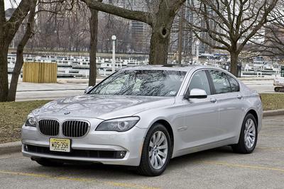 Used 2010 BMW 750 Li