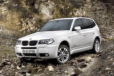 Used 2010 BMW X3 xDrive30i