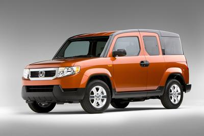 Used 2010 Honda Element