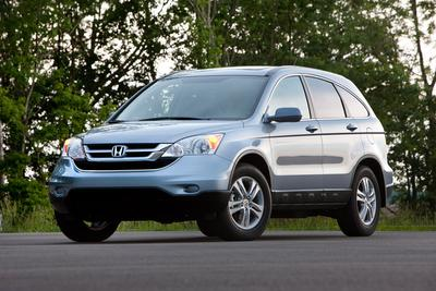 Used 2010 Honda CR-V EX-L