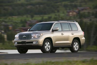 Used 2010 Toyota Land Cruiser