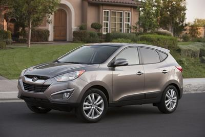Used 2010 Hyundai Tucson Limited