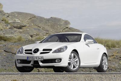 Used 2010 Mercedes-Benz SLK300