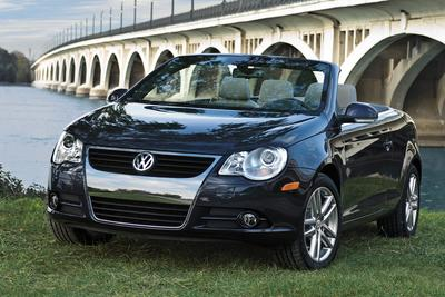 Used 2010 Volkswagen Eos Lux